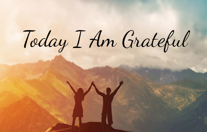 GRATEFULNESS: GIVING THANKS FOR THE SMALL THINGS